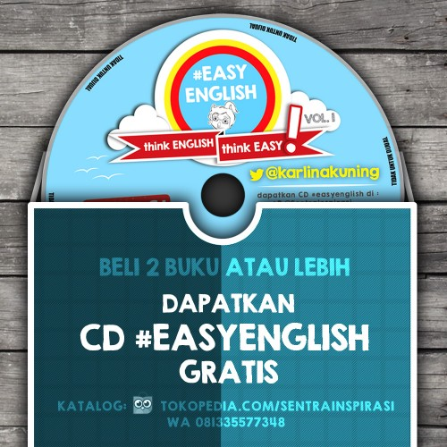 CD #easyenglish @karlinakuning